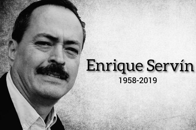 Le exige justicia al gobernador Corral por el asesinato de Enrique Servín